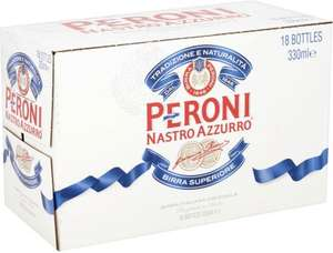 Peroni - 18 x 330ml Bottles for £11 in store at Tesco