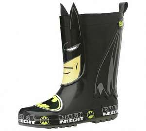 boys batman wellies now £6.99 at argos