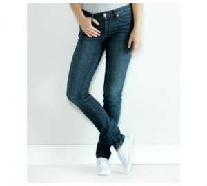 cherokee womens skinny jeans down to £6 at argos