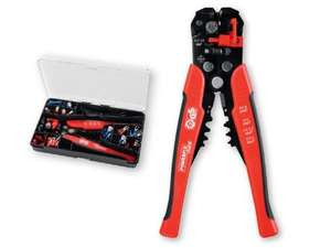 Powerfix Crimping Pliers £8.99 @ Lidl