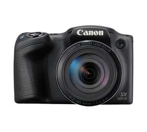 Canon Powershot SX420 20MP 42x Zoom Bridge Camera £129.99 @ Argos