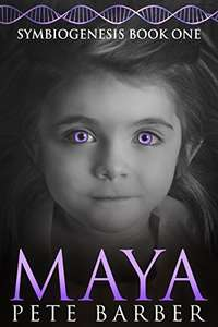 MAYA: Symbiogenesis Book One - Free Kindle book