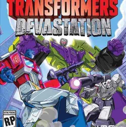 Transformers Devastation Xbox one £9.88 prime / £12.14 non prime @ Amazon