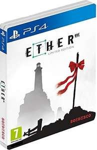 Ether One Steel Book Edition (PS4) £13.06 Prime or £15.05 non prime @ Amazon - AMAZON