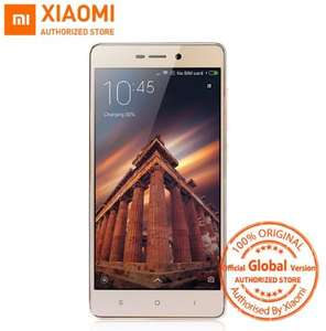"Xiaomi Redmi 3S Prime Octa core - Snapdragon 430 4100mAh 5.0"" 3GB / 32GB OTA - Official Global version - Xiaomi Official Store £117 @ Ali Express"