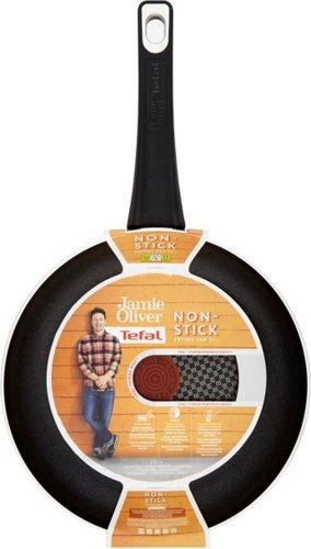 Jamie Oliver Black Tefal Non Stick Frypan (26cm) was £16.00 now £10.00 @ Morrisons