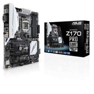Asus Z170 Pro Motherboard £133.98 @ Amazon
