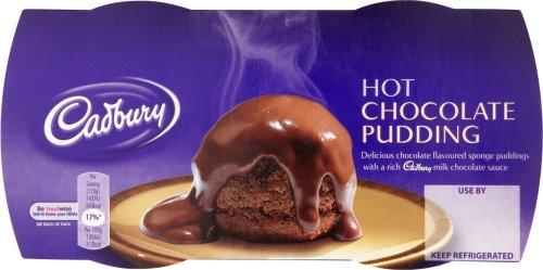 Cadbury Hot Chocolate Sponge Puddings (2 x 110g) was £2.00 now £1.00 @ Morrisons