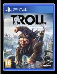 Troll and I, Pre-order for PS4 and Xbox One £38.99 @ 365Games