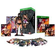 WWE 2K17 NXT Edition Xbox One/PS4 reduced to £43.99 Gears of war 4 Collectors Edition to £39.99 (other collector editions lowered in post) @ Game