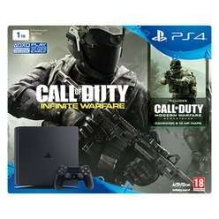 PS4 1TB slim with Infinite/Modern Warfare for £239 with 2 year warranty at John Lewis