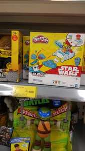 star wars play doh - £2 -  instore Asda St Helen's