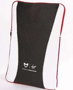 Marussia Virgin Racing F1 (MV06LS) Laptop Sleeve £2.99 delivered @ Tesco sold by UK Sports Warehouse