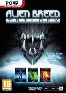 [Steam] Alien Breed: Trilogy - £1.35 (Plus FREE game) - GreenmanGaming