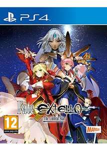 Fate Extella: The Umbral Star Pre-order @ Base - PS Vita = £23.99 or PS4 = £32.99