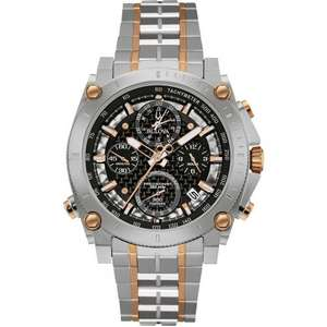 Bulova 98G256 Gent's Precisionist Chronograph Watch Amazon.de £247