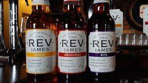 Reverend James Rye Ale 500ml bottle 99p in Home Bargains