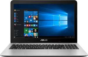 ASUS X556UB laptop, 6th-gen i3, 1080p, 128GB SSD, 2GB NVIDEA graphics