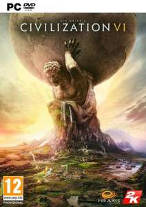 Sid Meier's Civilization VI Standard PC £27.99 delivered @ Game.co.uk