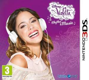 violetta 3ds game only £1.99 @ amazon with prime