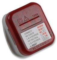 PRO ELEC  T208  UK Mains Tester Plug £2.58 @ CPC