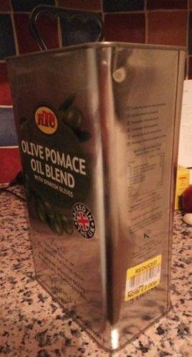5 Litres of Olive Oil Blend - £2 - Tesco Instore Bursledon