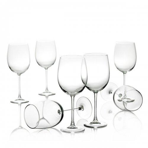 6x Luminarc wine glasses 38ml & 58ml £1.50 Morrisons