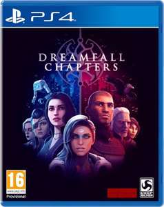 Dreamfall Chapters Pre-order for PS4 / Xbox One £21.99 @ 365Games and Zavvi