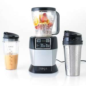 Nutri Ninja BL488UK Blender with Auto IQ, 1100w  79.99 Costco