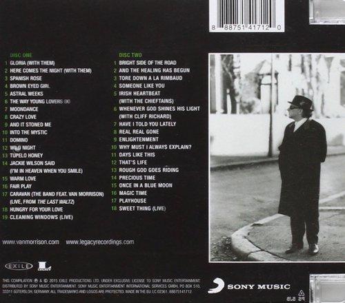 The Essential Van Morrison Double CD £4.26 (Prime) £6.25 (Non Prime) @ amazon.co.uk