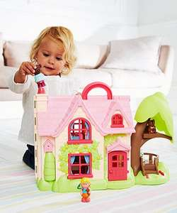 ELC Happyland Cherry Lane Cottage £29.99 @ Argos (its £50 at ELC)