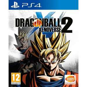 Dragonball Xenoverse 2 £29.99 @ Smyths Toys instore