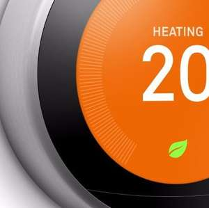 Nest 3rd Generation Thermostat £169.05 b & Q