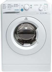 Indesit Innex Washing Machine, XWB 71252 W UK, 7KG load, with 1200 rpm - White £192 Tesco