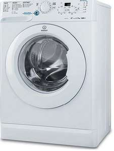 Indesit Innex Washing Machine, XWD 71452 W UK, 7KG load, with 1400 rpm - White - £204 @ Tesco Direct