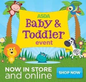 Asda Baby Event NOW ON Perfect Prep machine was £120 now £60, Huggies 12 pack wipes was £9 now £6 plus LOADS more in post @ Asda