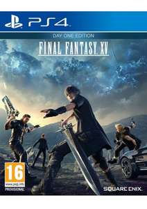 Final Fantasy XV £32.85 [Simply Games] [Xbox one and PS4]