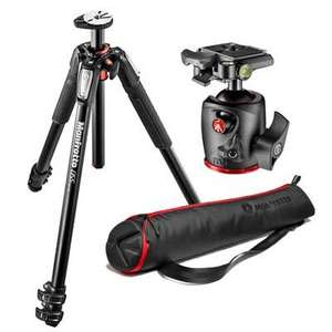 Manfrotto MK055XPRO3 Tripod + Xpro Ballhead + MBAG75N Tripod Bag - £148 @ Wex Photographic (Warehouse Express0