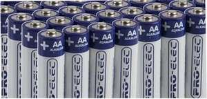 AA and AAA Alkaline batteries, 100 pack £14.34 delivered @ CPC Farnell