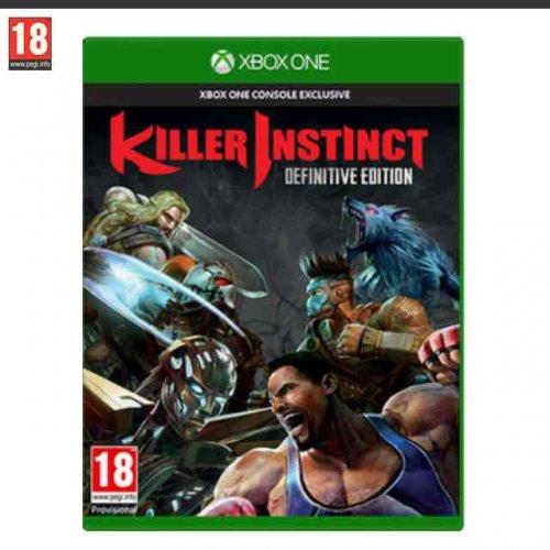 Killer Instinct Definitive Edition @GAME - £11.99