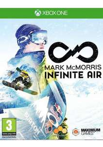 Mark McMorris Infinite Air (Xbox One) £15.85 Delivered @ Simply Games