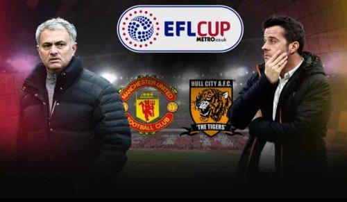 FREE LIVE Manchester United Vs Hull City EFL Semi Final - Sky Sports Mix