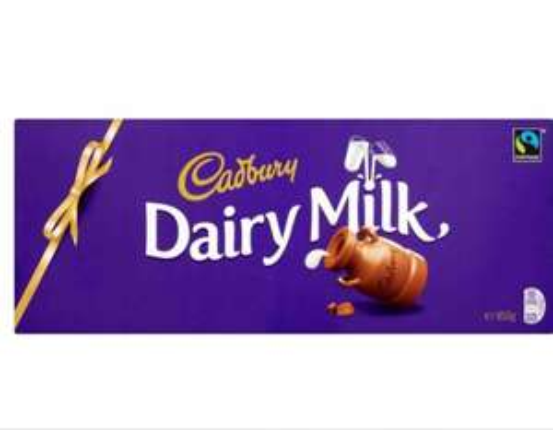 Cadburys Dairy Milk Bar 850g £1.62 instore @ Wilko