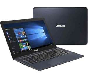 "ASUS VivoBook L402 14"" Laptop & Carry Case @argos free next day delivery"