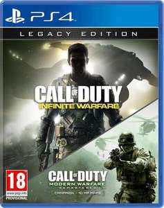 Call of Duty: Infinite Warfare - Legacy Edition (PS4) - £39.85 / Battlefield 1 (PS4/XB1) - £33.85 @ Simply Games