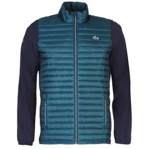 Lacoste Quilted contrast jacket at USC £76 + £5 delivery (£81) @ USC