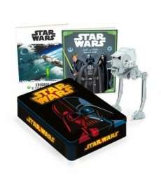 Star Wars Return of the Jedi Darth Vader tin (with activity book, Star Wars novel and build your own AT-ST) for £4.99 down from £14.99 @ WHSmith (free C&C)