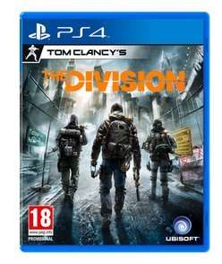 Tom Clancy's The Division PS4/XO £11.99 delivered @ Game