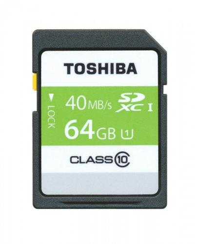 Toshiba 64GB HS Professional UHS-1 SDXC Card - £14.97 - Ebuyer