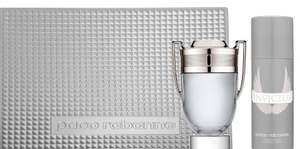 Paco Rabanne Invictus 100ml EDT + 150ml deodorant set £30 (was £60) @ Boots Instore